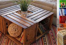 Better Homes & Gardens type stuff & ideas
