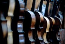 Beautiful Violins/Violas/Cellos / by Sam Penny