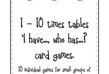 Time table games