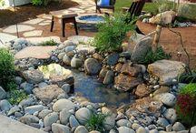 Outside /gardens
