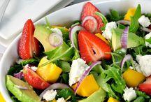 Modern Salads and Sides