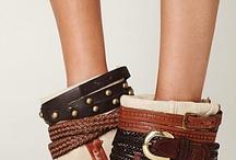 shoes/bags / by Leslie Evilsizer