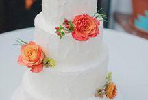 Piece of Cake / Beautiful wedding cakes and cake toppers to inspire!