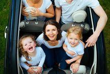 Sicurezza In Auto: Seggiolini Per Bambini /  Alcuni semplici ma basilari consigli per ottenere il massimo della sicurezza dai diversi tipi di seggiolino da auto.