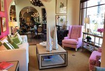 Laguna Beach Showroom / by von Hemert Interiors