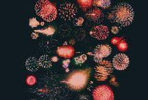 fuegos artificiales