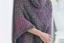 Cape and poncho patterns