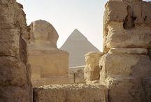 Egypt / Deze dingen heb ik allemaal in Egypte gezien