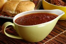 Dips and Sauces / by Nicole Bennett