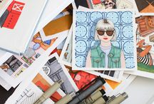 Our Picture Scrapbook / Illustrations, photos, prints, graphics – things that have caught our eye