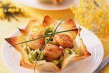 crevettes saint-jacques