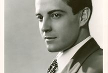 "Ramon Novarro / Jose Ramón Gil Samaniego, best known as Ramón Novarro (February 6, 1899 – October 30, 1968), was a Mexican-American film, stage and television actor who began his career in silent films in 1917 and eventually became a leading man and one of the top box office attractions of the 1920s and early 1930s. Novarro was promoted by MGM as a ""Latin lover"" and became known as a sex symbol after the death of Rudolph Valentino."