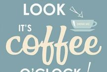 coffee quotes / Coffee inspiration