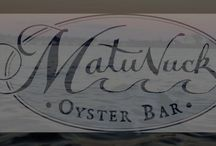 Oysters / Recipes and oyster places