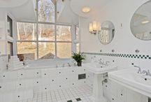 Bathroom Design / Inspiration and Design as seen in exquisite bathrooms.