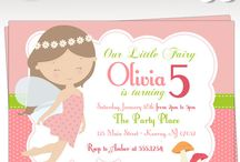 Fairy Birthday Party