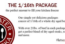 About Flatwater's Dry Aged Beef / Our Dry Aging Process and More