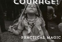 Practical Magic / by Rachel Tsoumbakos