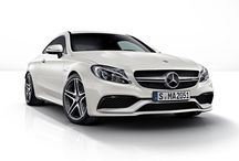 Mercedes-Benz C205 Coupe - 2015 / The All New C205 Coupe