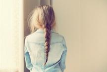 Hair / by Courtney Meurant