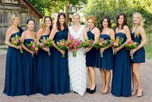 Bridesmaids / by Cristina Flutu'