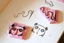 DIY : Stamps
