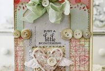 Beautiful Cards / by Rachel Doohen