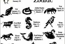 Zodiacs of the world