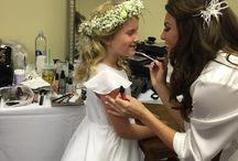 Duality Artistry Flower Girl's & Jr Bridesmaid's / We love our brides and bridesmaids, and we adore the Flower Girl & Jr Bridesmaid. They are the only ones that stand a chance of steeling the show right before the bride walks down the isle. Check out some of our adorable Flower Girls & Jr Bridesmaids here: http://www.dualityartistry.com