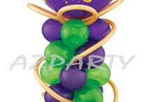 Balloon Arts / Instructions and ideas for balloon decorations