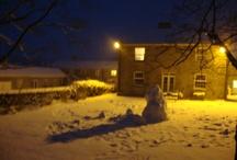 Christmas & New Year in Derbyshire Holiday Cottage / Christams & New Year in a Derbyshire Holiday Cottage. www.paddockhousefarm.co.uk