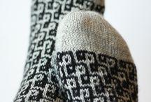 Knit: Socks / All kinds of knitted socks