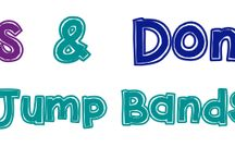 Music Jump Bands