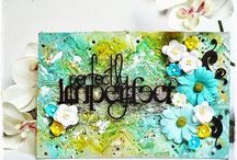 Inspirational - Altered Art/ Art Journal