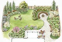 Tuin ontwerpe