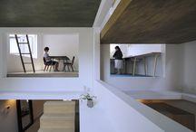Living / Houses homes lofts sleeping
