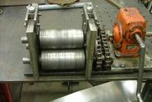 stile press tools