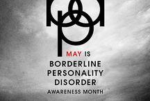 BPD / BPD, Borderline, PersonalityDisorder