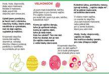 Jaro - Velikonoce
