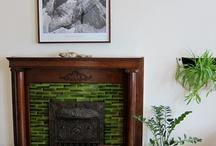 Fireplace / by Christy Berkhouse