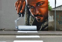 Street art ⋆ᶿ̴̤᷇ ˒̫ ᶿ̴̤᷆⋆