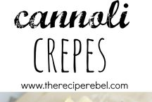Breakfast - Crepes To Try