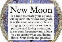 New Moon rising baby