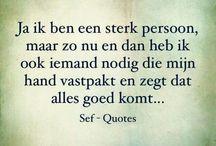 Sef Quotes ♡