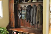Entrances/Mudrooms / by Cheryl D