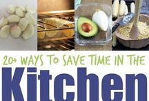Quick Meals and Time Saving Tips