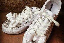 Scarpe da sposa originali - original bride shoes / Tante idee per delle scarpe da sposa originali!