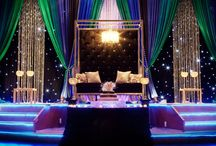 Mehndi Night Color Schemes