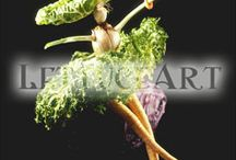 Vegetable Art Prints / Great for restaurants and kitchens