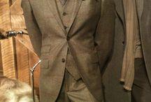Suits you / Men's clothing